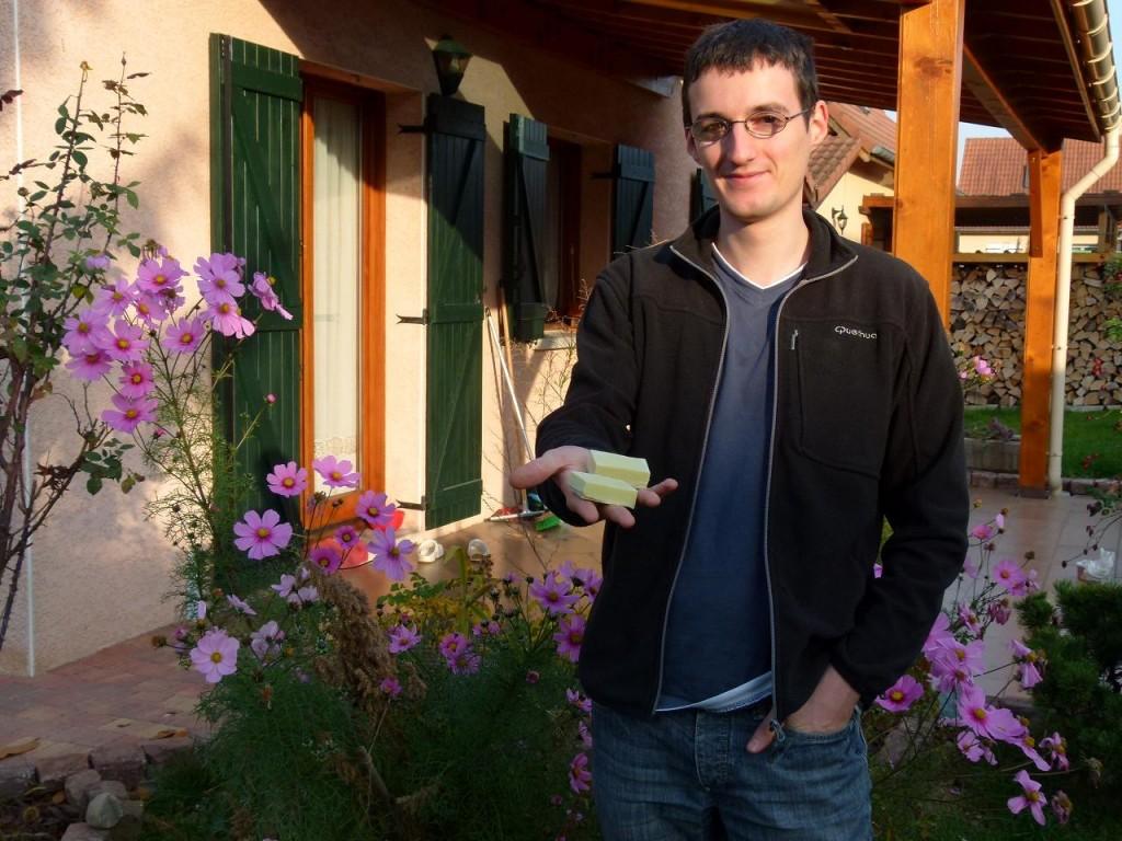 Adrien Gontier se lance un défi : vivre un an sans huile de palme