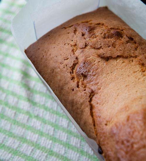 Cake aromatisé au Thé