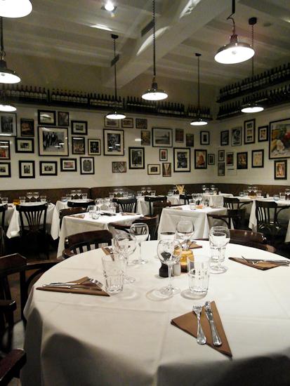 Restaurant Itavola - 49 rue de la Bourse à Lyon