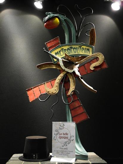 Sculpture en chocolat - par Thierry Court