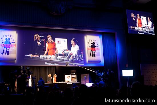 Compte-rendu Paris des Chefs 2012