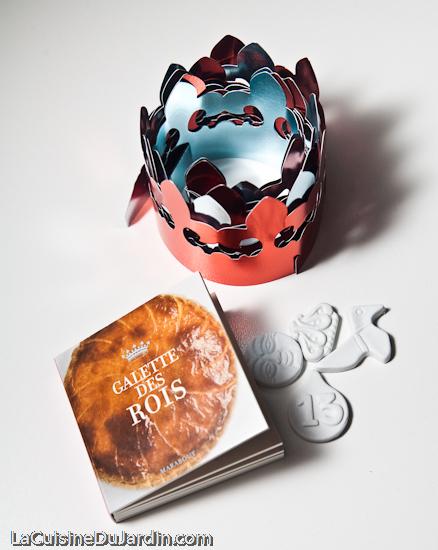 Cook'in Cube : Galette des rois / de Marabout