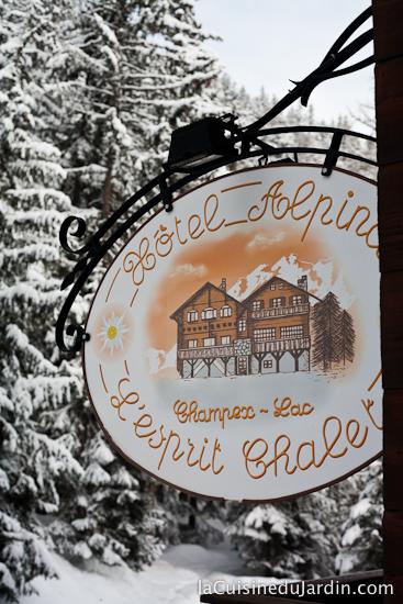 Hôtel Alpina - Champex Lac