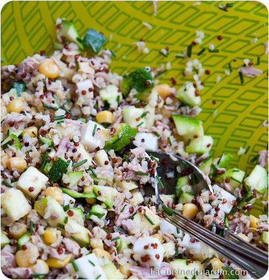 Une idée pour cuisiner le quinoa
