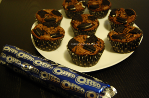 Oréo Cup'Brownies