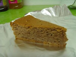 Cake moelleux à la purée ou crème de marrons