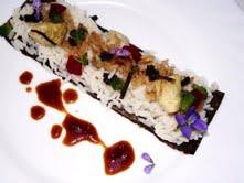Sushi déstructuré