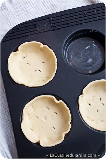 Moule à tartelettes en silicone Mastrad