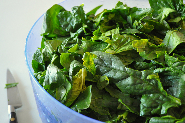Légumes du mois d'avril